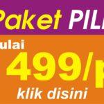 PIN Paket PILKADA MURAH mulai Rp 499/pcs