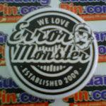BIKIN PIN MURAH  Eror Monster Yogyakarta