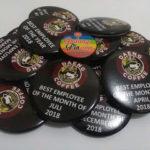 Bikin Pin Murah di Denpasar