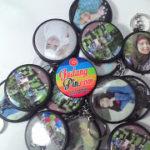 Bikin Pin Murah – Pin GK 2 sisi foto di Jakarta