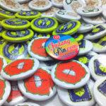 Bikin Pin Murah – Pin Peniti 4,4cm 100pcs Universitas di Yogyakarta