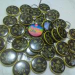 Bikin Pin Murah – Pin GK Polos 4,4cm Telunas di Yogyakarta