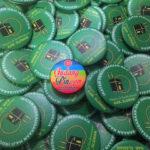 Bikin Pin Murah – Pin peniti 5,8cm 700pcs Ikatan Persaudaraan Haji Inodnesia di Yogyakarta
