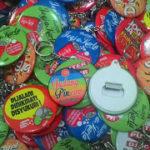 Bikin pin Murah – Pin Gantungan Kunci 1000 pcs Jogja di Yogyakarta