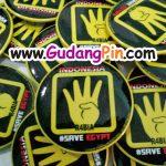 Bikin Pin Murah Save Egypt 300 Pcs
