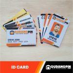 Tempat Produksi ID Card Tercepat di Jakarta Pusat