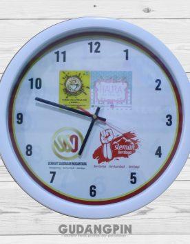 10 Souvenir Jam Dinding Gudangpin Sisikanan Digital Printing Jogja