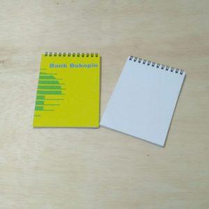Cetak Bloknote Blocknote Notes Murah Gudangpin 7