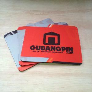 Mousepad Mouse Pad Gaming Souvenir Promosi Murah Gudangpin