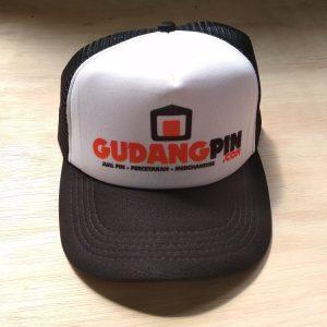 Topi Custom Souvenir Promosi Murah Gudangpin 1